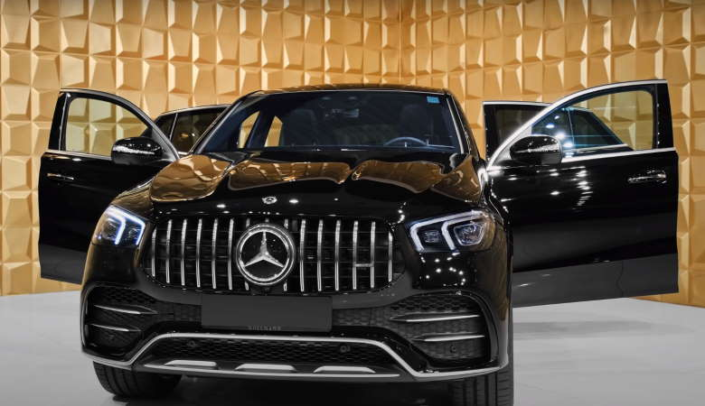 Mercedes GLE Coupe AMG53 2021 года