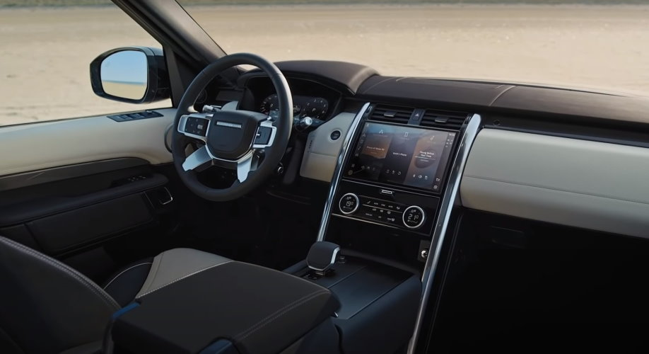 Rover Discovery 2021