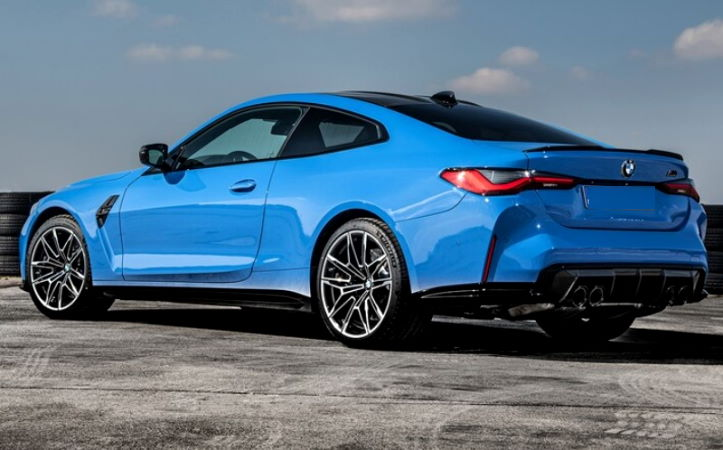 BMW M4 Coupe G82 CSL